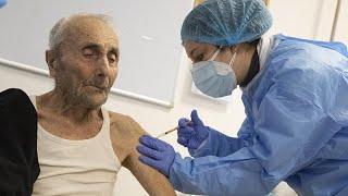COVID 19 вакцинация в Европе