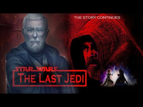 Star Wars Episode 8 The Last Jedi Exciting News Of Obi Wan Kenobi