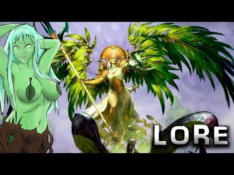 The Sylvaneth EXPLAINED by an Australian | Warhammer Age of Sigmar Lore