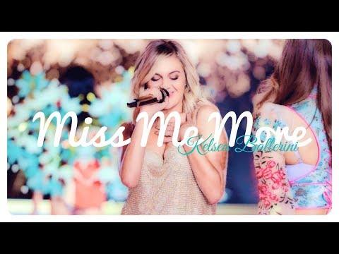 Kelsea Ballerini - Miss Me More // Lyrics + Deutsche Übersetzung