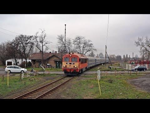 Traianus IC. Budapest - Békéscsaba - Szalonta - Arad - București útvonalon