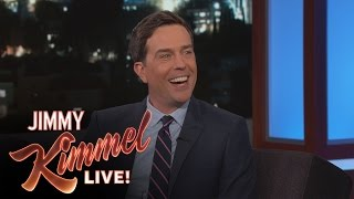 Ed Helms on Having Heart Surgery as a Kid
