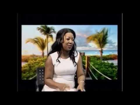 Princess Barbie Interviewed on Caribbean Gateway BENTV Sky182