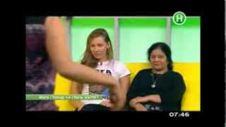 Сарасвати Джойс на новом канале(, 2013-10-01T12:53:27.000Z)