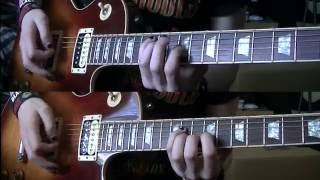 In The End Black Veil Brides Guitar Cover With Solo