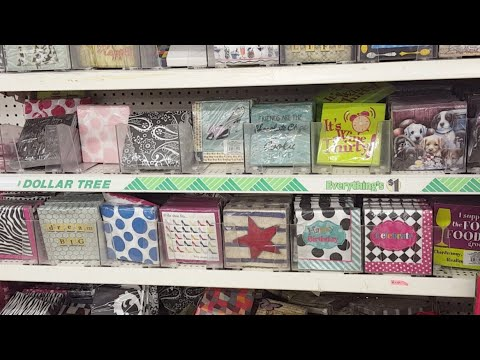 🔴 LIVE at DOLLAR TREE with BILL | NAPKIN SECTION