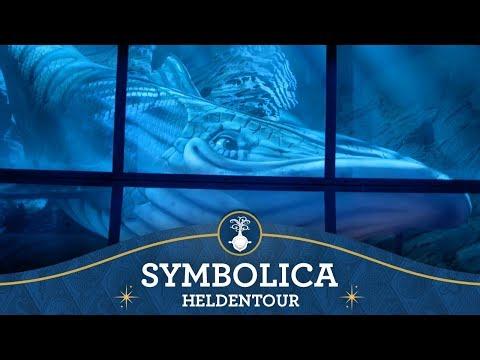 Heldentour – Symbolica – Efteling Onride