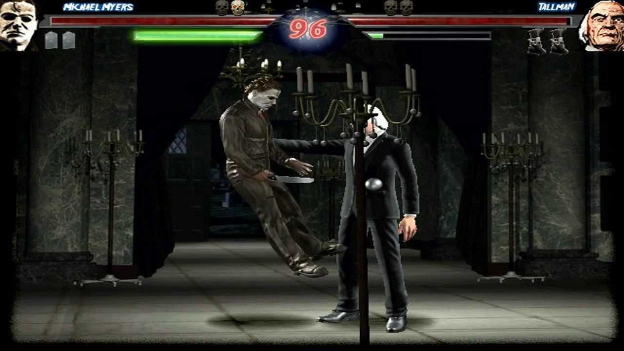 terrordrome version 28 720p hd playthrough michael myers vs tallman youtube - Halloween Video Game Michael Myers