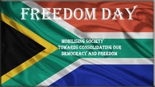 Freedom Day Celebrations