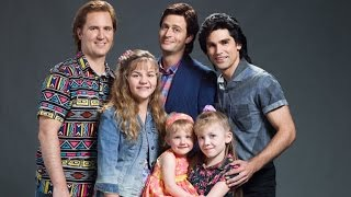 The Real 'Full House' Stars React to Lifetime's 'So Bad' Unauthorized Movie