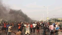 Mbujimayi en feu_la population brûle les biens de Ngoyi Kasanji