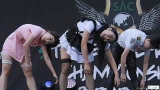 vuclip 잔인주의 네크로필리아 Awesome Zombie dance Performance by Korean dance team Necrophilia@SAC서종예 주최대회 중고등부문