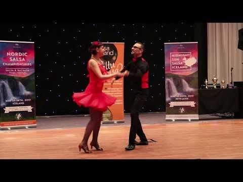 Nordic Salsa Championship 2017 - Sebastian & Monica (NOR)