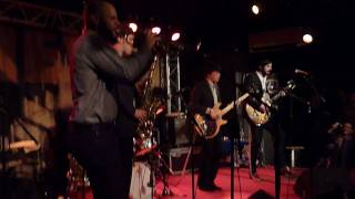 Menahan Street Band - Make The Road By Walking - Live @ le New Morning Paris 2010
