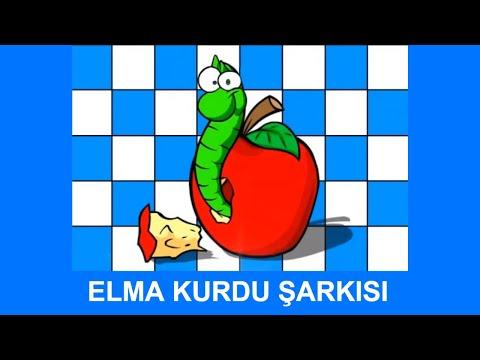 Elma Kurdu Şarkısı / Çocuk Şarkıları (Altyazılı)