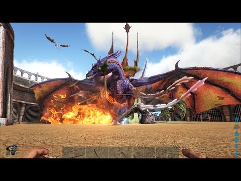 ARK: Survival Evolved - Cuộc đại chiến của Rồng (Fire Wyvern