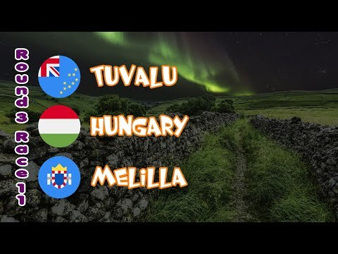 Epic 240 race 83 - Tuvalu vs. Hungary vs. Melilla