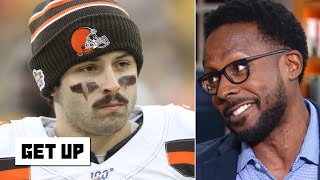 Desmond Howard knew the Browns were destined to fail | Get Up