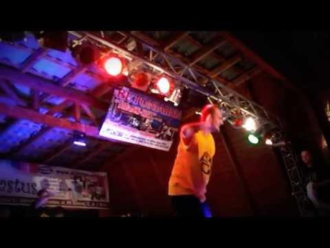 Grubson, Dj FeelX, Yo Crew Show, Słopnice 17 lipca 2011. Feel The Music