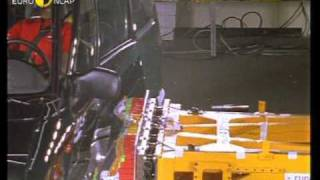 Euro NCAP | Nissan Serena | 1999 | Crash test