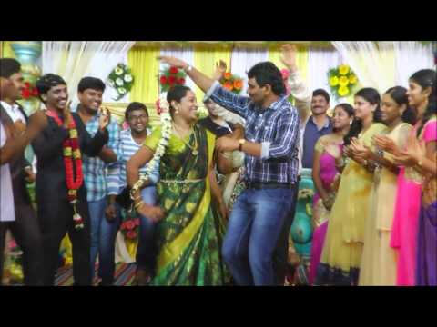Bharath Wedding Reception Dance Video