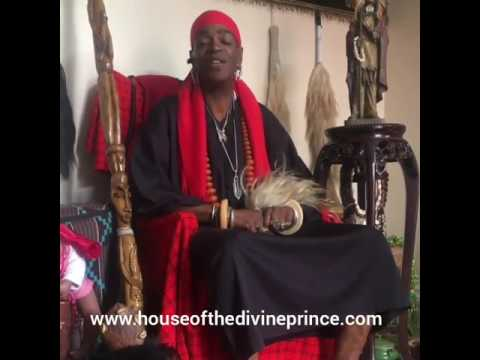 ~ Voodoo Chief Divine Prince Ty Emmecca