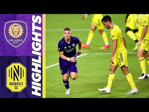 Orlando City Nashville SC Goals And Highlights