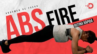ABS FIRE - LIVE WORKOUT
