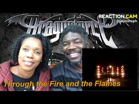 Dragon Force | Through the Fire and the Flames | Reaction