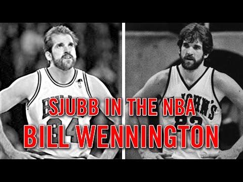 SJUBB in the NBA: Bill Wennington