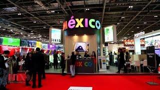 México fue el país anfitrión en la feria de Turismo de Londres World Travel Market