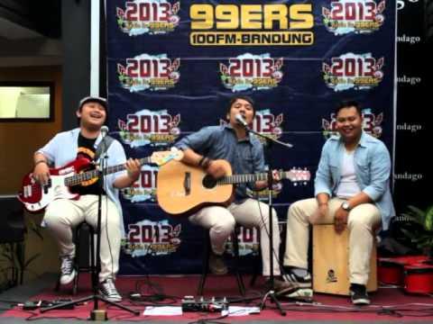 "ThreeLittleBirds Trio  - Heartbreaker Girl (Acoustic Version) @ ""SIDESTREAM"" 99ers Radio Bandung"