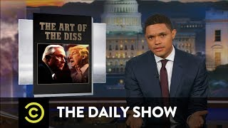 Turmoil in the Trump Administration: The Daily Show Free HD Video