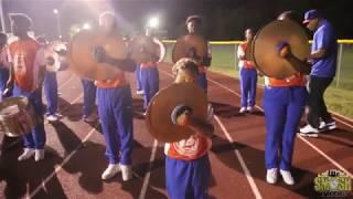 Belaire vs Scotlandville Drum battle 2018 (Must Watch) !!