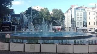 Екшън в центъра на Варна