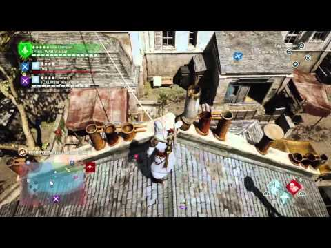 Assassin's Creed: Unity Coop (feat. Slow Internet connection)