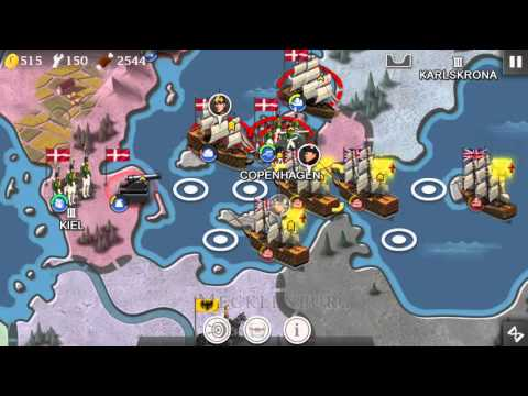 European War 4  Napoleon Colications Copenhagen Campaigns Walkthroughs