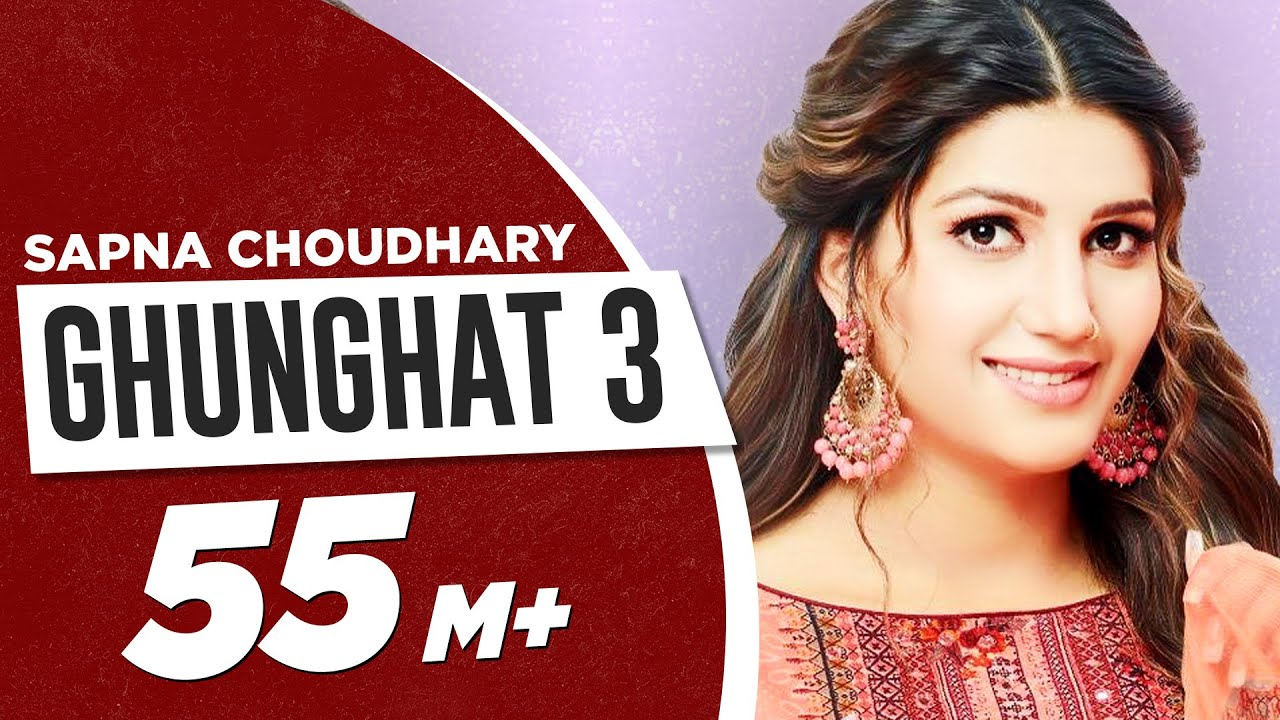 SAPNA CHOUDHARY GHUNGHAT 3 - VISHVAJIT CHOUDHARY - FULL VIDEO SONG - LATEST HARYANVI SONG 2019