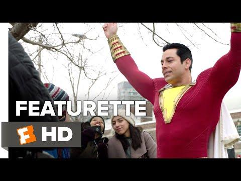 Shazam! Featurette - Meet Shazam (2019)   Movieclips Coming Soon