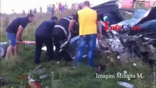 Accident cumplit pe E70 cu copil mort