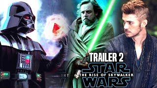 The Rise Of Skywalker Trailer 2 HUGE News Revealed! (Star Wars Episode 9 Trailer 2)