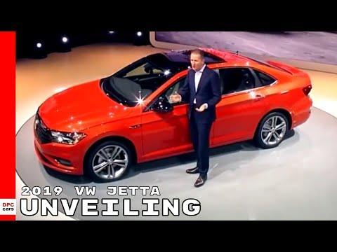 2019 VW Jetta Unveiling - Volkswagen