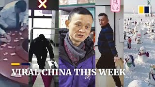 Viral China this week: A Jack Ma duplicate goes viral, and more