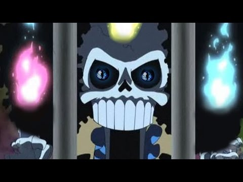 """Brook's Underworld Awakening """"Spheres of Frost Hell""""   One Piece Theory   Ch. 809+ [Spoilers]"""