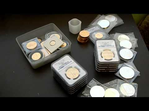 Gold & Silver Coins Investment