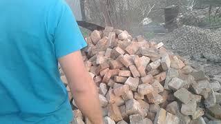 видео вывоз бетонного боя