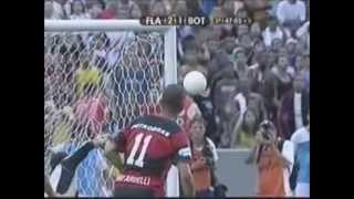 gols históricos do flamengo.