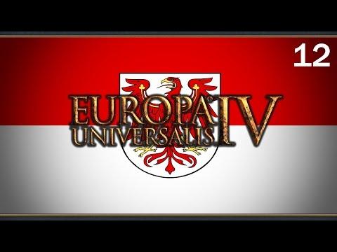 Europa Universalis 4 as Brandenburg Ep 12 | A Moment of Peace