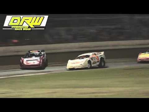Super Sedans - A-Main - Australian Title - Rockhampton Speedway - 26.03.16