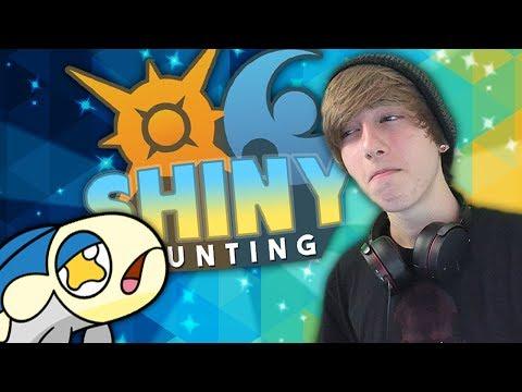 LIVE 🔴 - THE HUNT FOR SHINY WISHIWASHI PART 7!! (Pokemon Sun & Moon Shiny Hunting!)